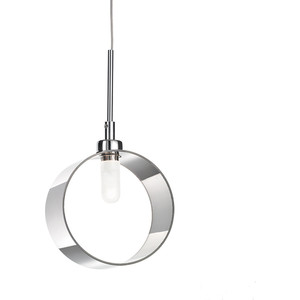 Подвесной светильник Ideal Lux Anello SP1 Small Cromo ideal lux