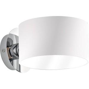 Настенный светильник Ideal Lux Anello AP1 Bianco