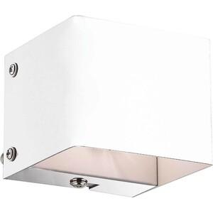 Настенный светильник Ideal Lux Flash AP1 Bianco настенный светильник ideal lux flash ap1 cromo