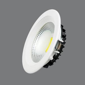 Встраиваемый светодиодный светильник Elvan VLS-7480R-10W-WH