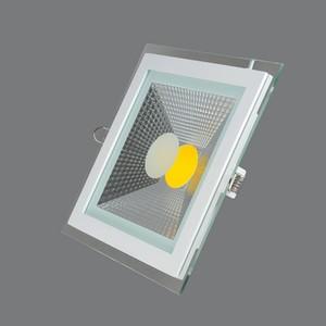 Встраиваемый светодиодный светильник Elvan VLS-703SQ-15W-WW