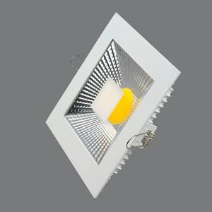 Встраиваемый светодиодный светильник Elvan VLS-704SQ-10W-WW