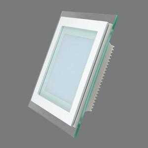 Встраиваемый светодиодный светильник Elvan VLS-705SQ-12W-WH