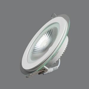 Встраиваемый светодиодный светильник Elvan VLS-703R-10W-WW