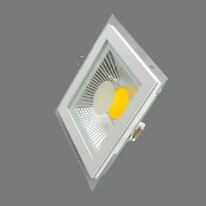 Встраиваемый светодиодный светильник Elvan VLS-703SQ-10W-WW