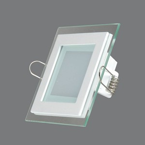 Встраиваемый светодиодный светильник Elvan VLS-705SQ-6W-WW