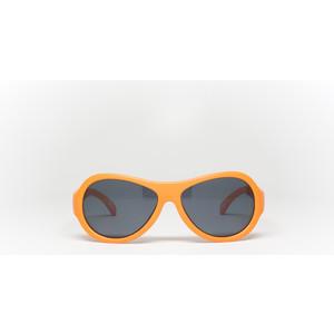 Babiators С/з очки Original Aviator. Ух ты! Оранжевый (OMG! Orange). Junior (0-2). Арт. -075