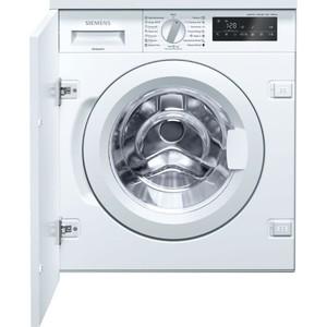 Стиральная машина Siemens WI 14W540OE встраиваемая стиральная машина siemens wk 14 d 541 oe
