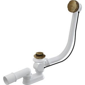 Слив-перелив AlcaPlast для ванны под бронзу (A55-ANTIC)