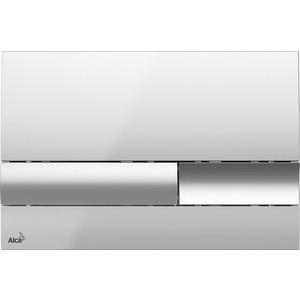 Клавиша смыва AlcaPlast хром-глянцевая (M1741) crystal oscillator socket for 10pin crystal size 7x5mm thickness 0 9mm xo cxp10 000 cp tp71nt crystal test burn in socket