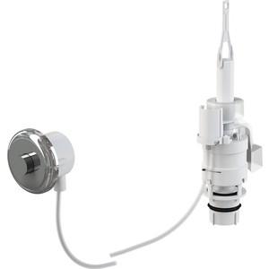 Кнопка пневматического смыва на расстоянии AlcaPlast ручное управление, хром, монтаж в стену (MPO11) casavivante ручное зеркало snowwhite