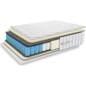 Матрас OrthoSleep Comfort soft 90x200 матрас dreamline springless soft slim 90х195 см