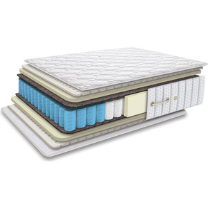 Матрас OrthoSleep Comfort medium strut 120x200 цена