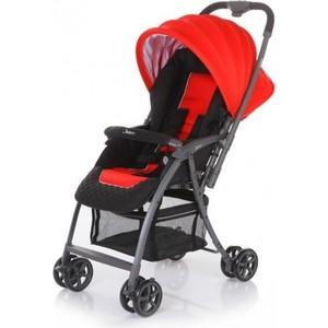 Коляска прогулочная Jetem Uno BT501B Красный 16 (Red 16) jetem прогулочная коляска uno jetem розовый