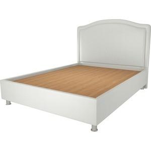 Кровать OrthoSleep Калифорния жесткое основание белый 200х200 шатура кровать gretta 200х200