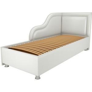 Кровать OrthoSleep Бибионе Классик ортопед. основание белый 90х200