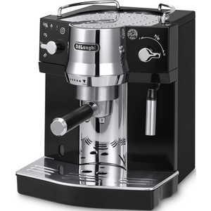 Кофеварка DeLonghi EC 820 B кофемашина delonghi ecam350 15 b