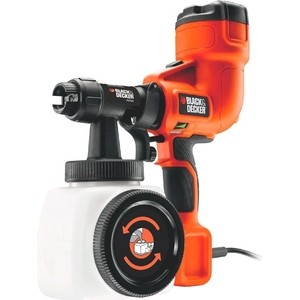 Краскопульт Black&Decker HVLP200 black and decker asi200