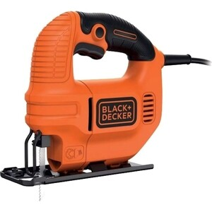 Лобзик Black&Decker KS501 black decker ks500kax 153004 лобзик электрический