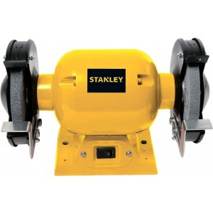 Точильный станок Stanley STGB3715 точило stanley stgb3715 b9