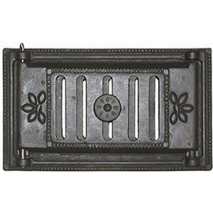 Дверца поддувальная Балезино каминная ДПК дверка каминная дтк со стеклом