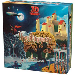 Настольная игра Cosmodrome Games Имаджинариум 3D (10935) настольная игра 500 злобных карт версия 2 0 издательство cosmodrome games