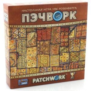 Настольная игра Crowd Games Пэчворк (7803)