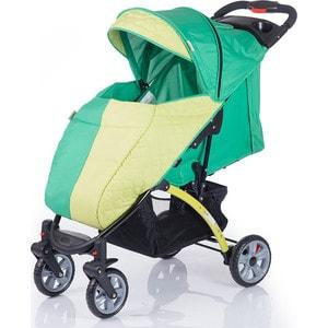 Коляска прогулочная BabyHit Tetra Зелёная коляска прогулочная babyhit drive серо оранжевая