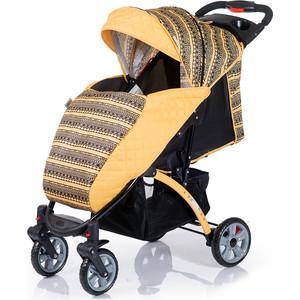 Коляска прогулочная BabyHit Tetra Жёлтая