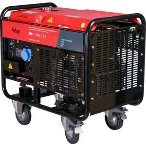 Фото - Генератор дизельный Fubag DS 11000 A ES дизельный генератор fubag ds 5500 a es