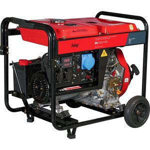 Фото - Генератор дизельный Fubag DS 5500 A ES дизельный генератор fubag ds 5500 a es