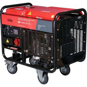 Фото - Генератор дизельный Fubag DS 14000 DA ES дизельный генератор fubag ds 5500 a es