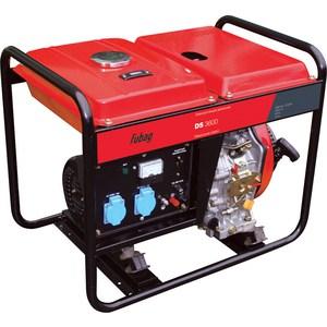 Фото - Генератор дизельный Fubag DS 3600 дизельный генератор fubag ds 5500 a es