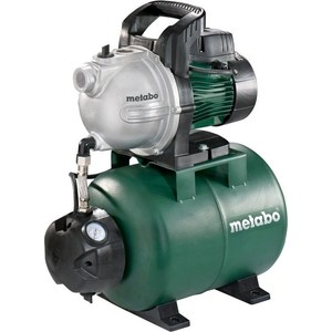 Насосная станция Metabo HWW 3300/25 G насосная станция metabo hww 3300 25 g