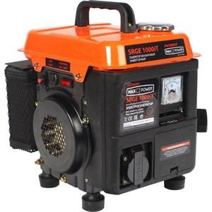 Генератор бензиновый инверторный PATRIOT SRGE 1000iT генератор бензиновый инверторный patriot maxpower srge 4000i 474101620