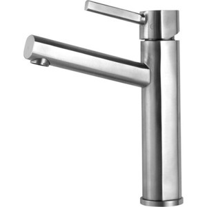 смеситель для кухни IDDIS Kitchen нержавеющая сталь (K06ST00i05) chrome kitchen sink faucet solid brass spring two spouts deck mount kitchen mixer tap