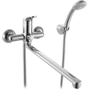 Смесители для ванны Milardo Neva (NEVSBLCM10) смесители для умывальника milardo neva nevsbr0m01