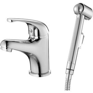 все цены на Смесители для умывальника Milardo Davis c гигиеническим душем (DAVSB00M08) онлайн