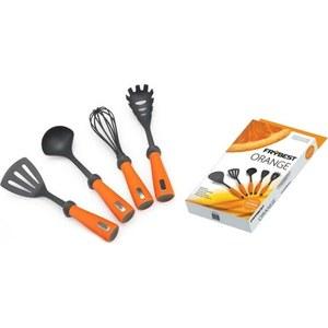 Набор кухонных инструментов Frybest Anzo orange (ORANGE013) frybest детский набор кухонных инструментов