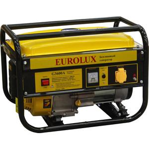 Генератор бензиновый Eurolux G3600A генератор бензиновый eurolux g3600a