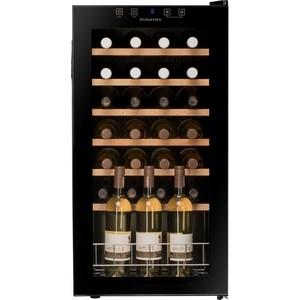 Фотография товара винный шкаф Dunavox DX-28.88KF (644516)