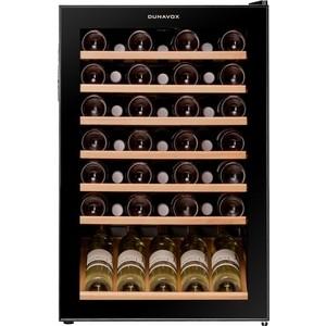 Винный шкаф Dunavox DX-48.130KF винный шкаф dunavox dx 57 146dsk
