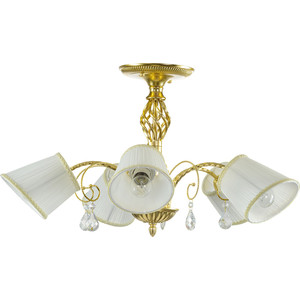 Потолочная люстра Lightstar 796053 люстра потолочная коллекция ampollo 786102 золото коньячный lightstar лайтстар