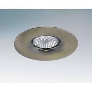 Точечный светильник Lightstar 010011