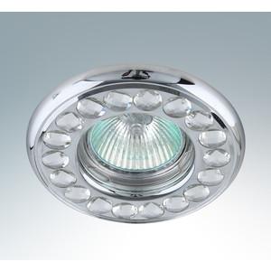 Точечный светильник Lightstar 011904 точечный светильник lightstar miriade 011904