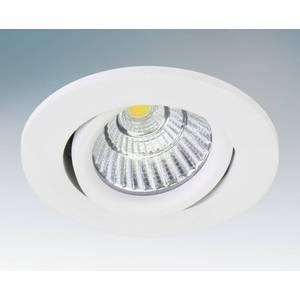 Точечный светильник Lightstar 212436 точечный светильник lightstar 6411