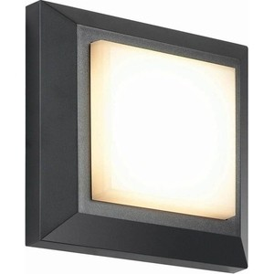 Уличный настенный светодиодный светильник Novotech 357419