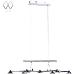 Подвесной светодиодный светильник MW-LIGHT 632010807 подвесной светодиодный светильник mw light гэлэкси 632010807
