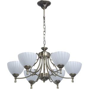 Подвесная люстра MW-LIGHT 450014406 mw light 450014406 ариадна
