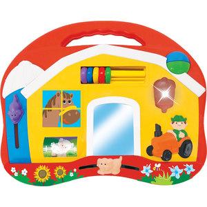 Kiddieland Развивающая игрушка Музыкальная ферма (KID 052878) музыкальная развивающая игрушка розумне цуценя в харькове